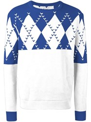 Opening Ceremony Jumper White