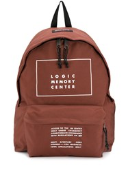Undercover Logic Memory Backpack Brown