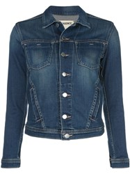 L'agence Janelle Slim Raw Jacket 60