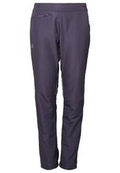 Salomon Escape Tracksuit Bottoms Lila Grey