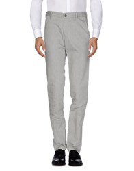 Altea Dal 1973 Casual Pants Light Grey