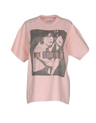 The Editor T Shirts Pink