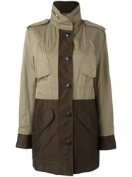Rag And Bone 'Kinsley' Coat Green