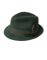 Bailey Hats Usa Breed Tino Wool Fedora Hemlock