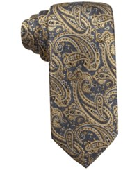 Countess Mara Melange Paisley Tie Yellow