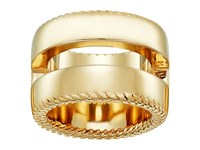 Cole Haan Cut Out Ring Gold Ring