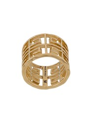 Givenchy 4G Ring Gold
