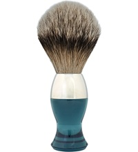 Eshave Short Shaving Brush Blue