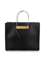 Balenciaga Cable Medium Leather Shopper Bag