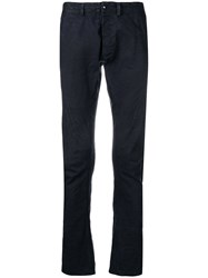 Isaac Sellam Experience Classic Slim Fit Jeans Blue