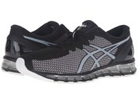 Asics Gel Quantum 360 Cm Onyx White Silver Men's Running Shoes Black