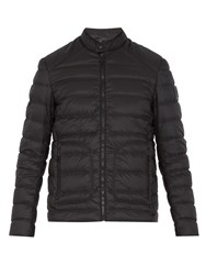Belstaff Halewood Quilted Down Jacket Black
