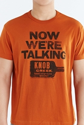 Tailgate Knob Creek Tee Orange