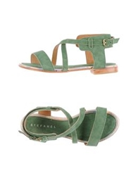 Stefanel Sandals Brown
