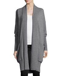 Michael Kors Long Sleeve Oversized Cashmere Cardigan Banker