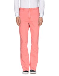 Scotch And Soda Trousers Casual Trousers Men Coral