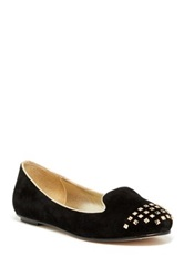 Elaine Turner Designs Braxton Smoking Loafer Black