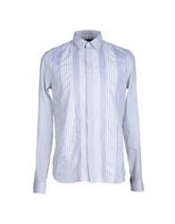 Diesel Black Gold Shirts Shirts Men Light Grey