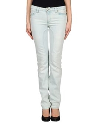 Siviglia Denim Pants Blue