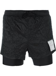 Satisfy 'Long Distance 8' Shorts Black