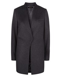 Jaeger Wool Cashmere Coat Grey