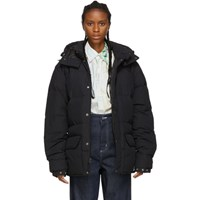The North Face Black Down Sierra 3.0 Jacket