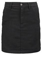 G Star Gstar Bronson Mini Skirt Rinsed Black