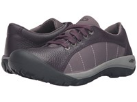 Keen Presidio Plum Women's Lace Up Casual Shoes Purple