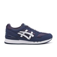 Asics Men's Gel Atlanis Trainers India Ink White Blue