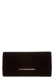 Buffalo Clutch Black Black Denim