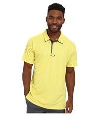 Oakley Elemental 2.0 Polo Vintage Yellow Men's Short Sleeve Pullover