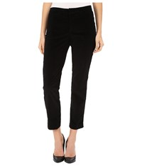 Nydj Corynna Ankle Black Women's Casual Pants
