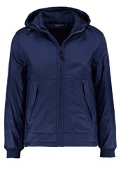 Pier One Summer Jacket Dark Blue