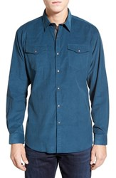 Men's Zagiri 'Genius Of Love' Regular Fit Corduroy Sport Shirt