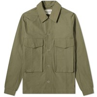 A Kind Of Guise Grand Overshirt Green