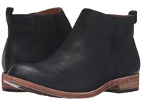 Kork Ease Velma Black Suede Women's Pull On Boots