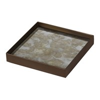 Notre Monde Fossil Organic Glass Tray Small
