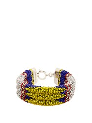Isabel Marant Ska Beaded Bracelet Multi