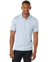 Perry Ellis Macy's Exclusive Two Button Polo Light Blue
