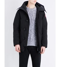Canada Goose Chateau Quilted Parka Black