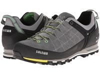 Salewa Mountain Trainer Smoke Acid Lemon Men's Shoes Gray