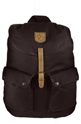 Fjall Raven Men's Fjallraven 'Greenland' Backpack Brown Hickory Brown