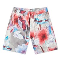 Saturdays Surf Nyc Timothy Vivid Lotus Swim Short Multi
