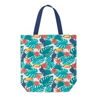 John Lewis Toucan Tote Beach Bag Medium