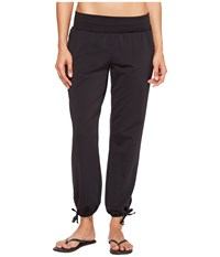 Lucy Yoga Flow Pants Black Women's Workout