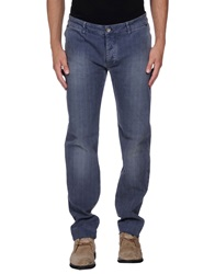 Heavy Project Casual Pants Blue