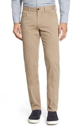 Men's Vince 'Soho' Slim Fit Trousers Khaki