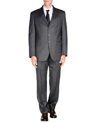 Enrico Coveri Suits And Jackets Suits Men Grey
