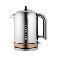 Dualit Classic Kettle Chrome With Copper