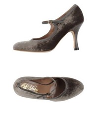 Nora Pumps Grey